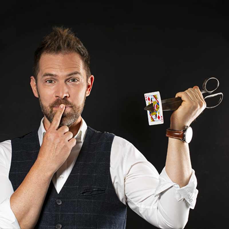 magicien sur marseille