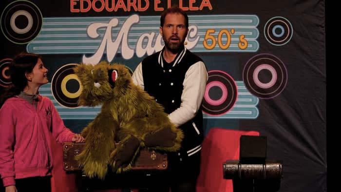 magie et ventriloquie avec humour Un spectacle sur marseille vraiment fun