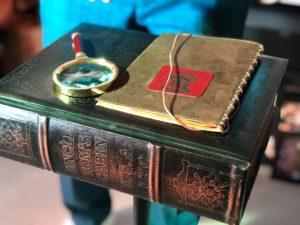 livre de magie Harry Potter spectacle pour enfant sur Marseille